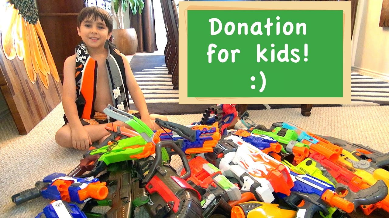 Toy donation for children by Will-Haik! (#2)