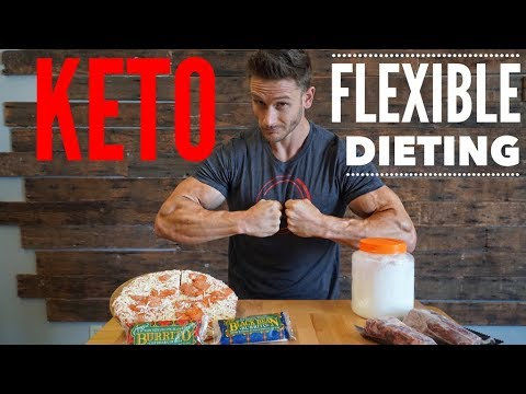 Keto Diet vs. Flexible Dieting (IIFYM): Health & Body Effects - Thomas DeLauer