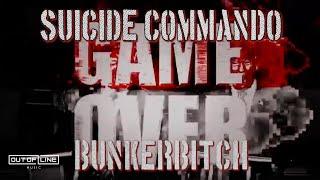 Suicide Commando - Bunkerb!tch (Official Lyŗic Video)
