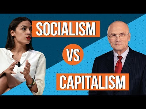David Allen - AOC Doesn't Understand Capitalism or Socialism