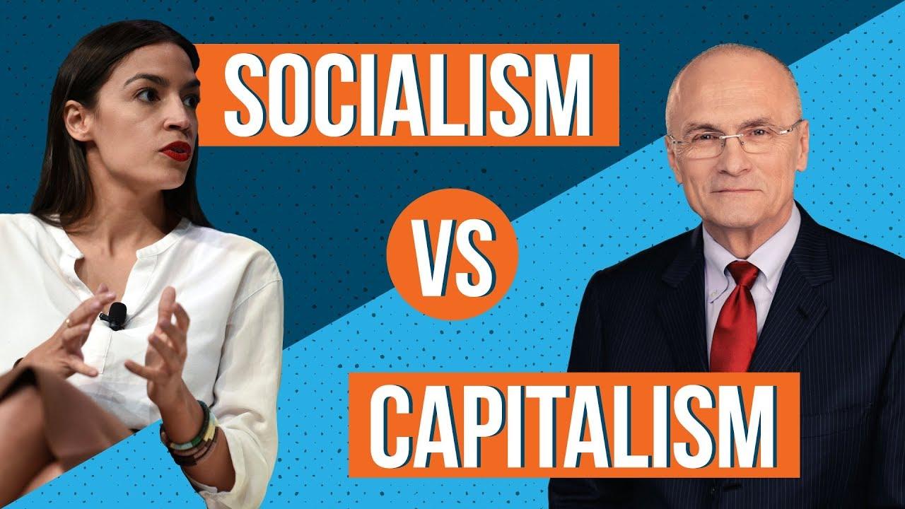 Alexandria Ocasio-Cortez Does Not Understand Capitalism or Socialism