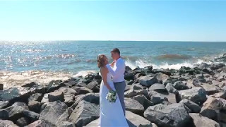 Красивая Свадьба на Море