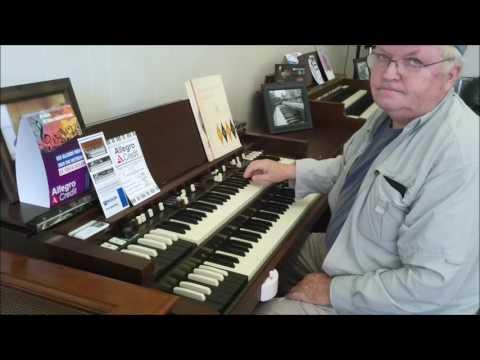 Mr Joe McCormick at BlackHAMMOND.com in Macon, GA on Hammond B3
