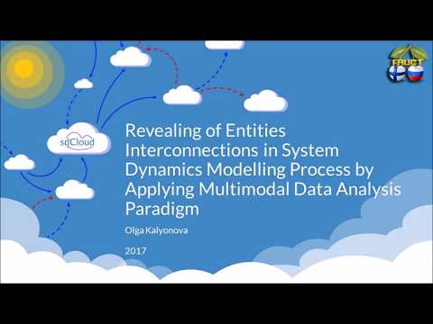 Revealing of Entities Interconnections by Applying Multimodal Data