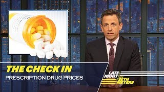 The Check In: Prescription Drug Prices
