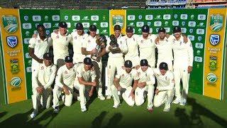 SuperSport | South Africa v England | 4th Test Day 4 | Presentation