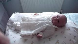 Reborn baby for sale - Bailey sculpt by Sandy Faber