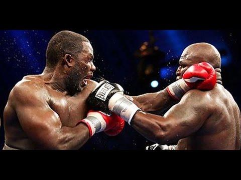 James Toney Vs. Hasim Rahman 3/18/2006 Fight # 77