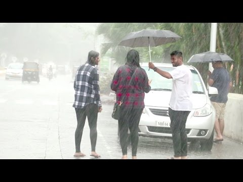 Helping People In Rain - Social Experiment | Baap Of Bakchod