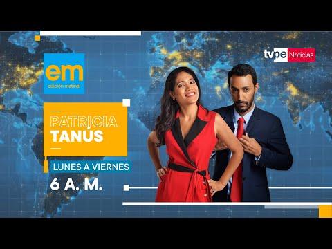 TVPerú Noticias Edición Matinal - 18/06/2021