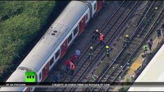 Эксперт об атаке в лондонском метро  Исполнитель теракта не был готов пойти на смерть