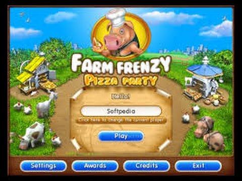 تحميل لعبة Farm Frenzy 1, 2