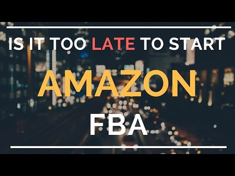 Should I Get Into Amazon FBA/E-Commerce/Online Business Today?