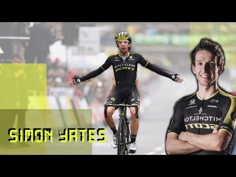 Simon Yates - Yates best moments