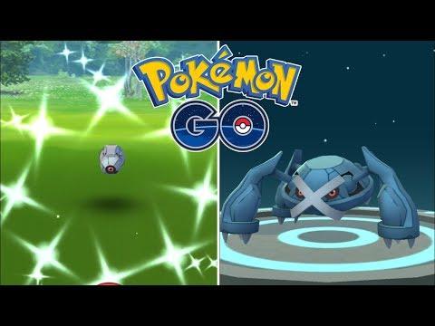 COMMUNITY DAY DE BELDUM! FIESTA DEL SHINY Y MI MEJOR METAGROSS! (PARTE 1) [Pokémon GO-davidpetit]