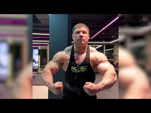 Виталий Фатеев. Актуальная форма и тренировки. Бодибилдинг мотивация 2019