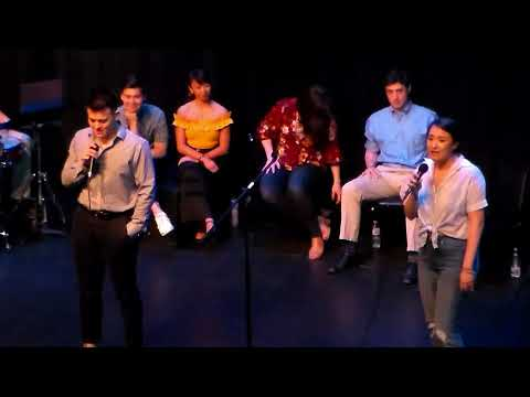 """Christopher Mueller & Chani Wereley - """"Wishing for the Normal"""" (Soho Cinders)"""
