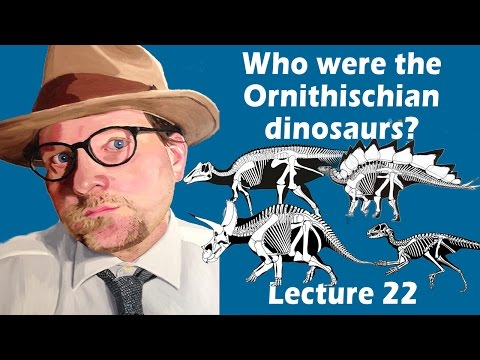 Who were the Ornithischian dinosaurs?