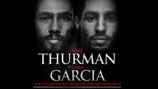 The Super Awkward Keith Thurman vs. Danny Garcia FULL Teleconference call