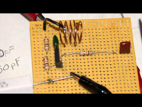 FM Transmitter, MOSFET Experiment