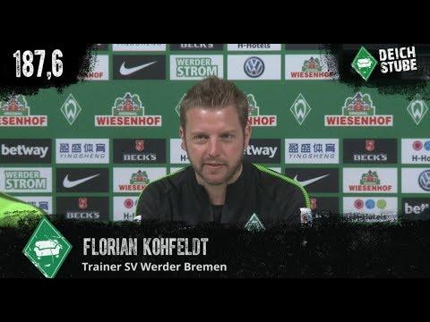 Vor dem Stuttgart-Spiel: Die Highlights der Werder-PK in 189,9 Sekunden