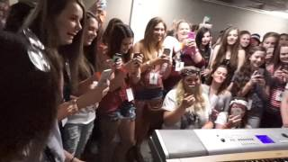 Kenny Holland  Exclusive Interview, review and VIP experience!