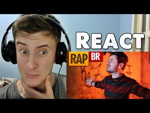 REACT Rap do Freddy Krueger | Tauz RapTributo 45 (Tauz)