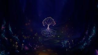 Pleiadian Light Forest | Sleep Music 3.2hz