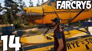 Far Cry 5. Прохождение. Часть 14 (Ласточка для Ника)