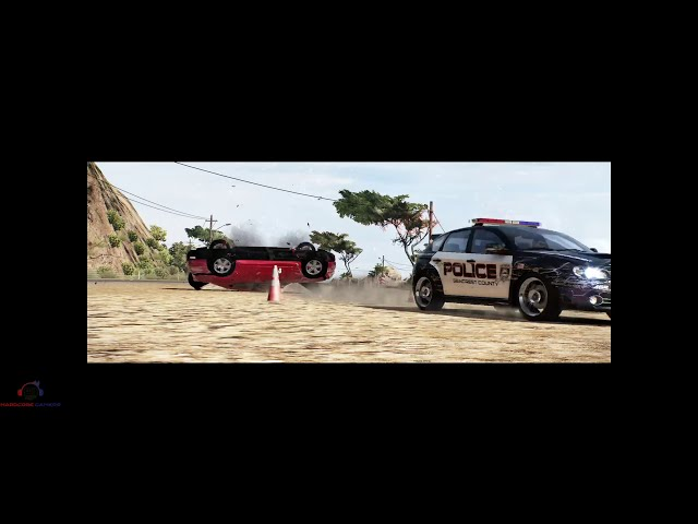 Need for Speed Hot Pursuit Remastered | Impreza WRX STI | Escape to the Beach