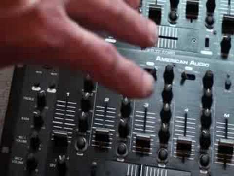 American Audio Q-SD, Q-FXPRO And Q-record