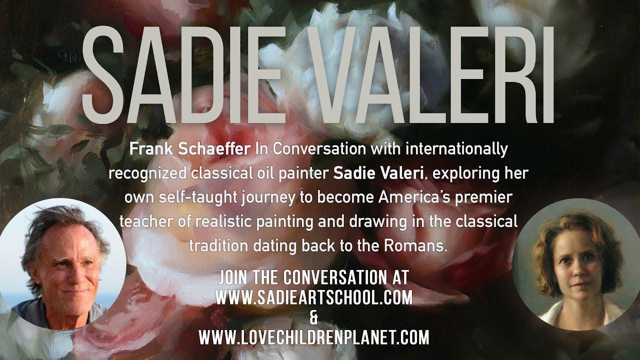 Frank Schaeffer Interviews Sadie Valeri