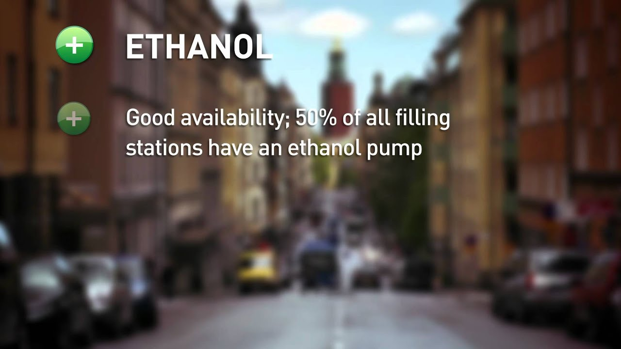 Clean vehicles in Stockholm  - Technology