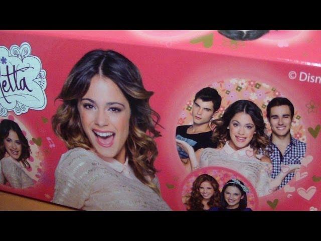 VIOLETTA Disney | Surprise Pack | Bolsa con Sorpresas Videos De Viajes