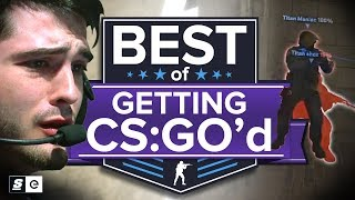 Getting CS:GO'd: The Best Bugs, Glitches and WTF Moments in CS:GO