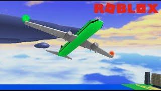 ROBLOX | DFS (Dynamic Flight Simulator) Practice