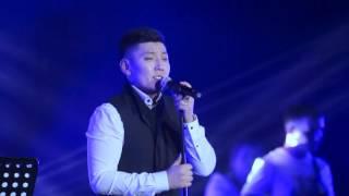 Сольный концерт Чингиса Раднаева 2016г.