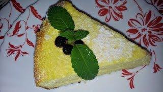 Творожная запеканка в мультиварке (Cottage cheese casserole in Multicookings)