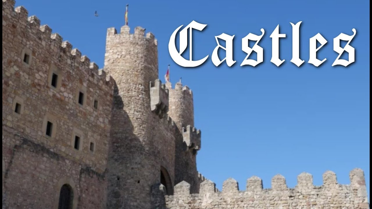 a history and role of medieval castles An exploration of the role of castles built by the normans during medieval england.