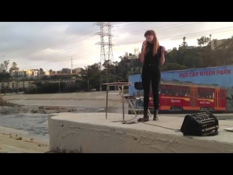 "Cassandra Violet- ""Getting Over You""- Tiny Desk 2016"