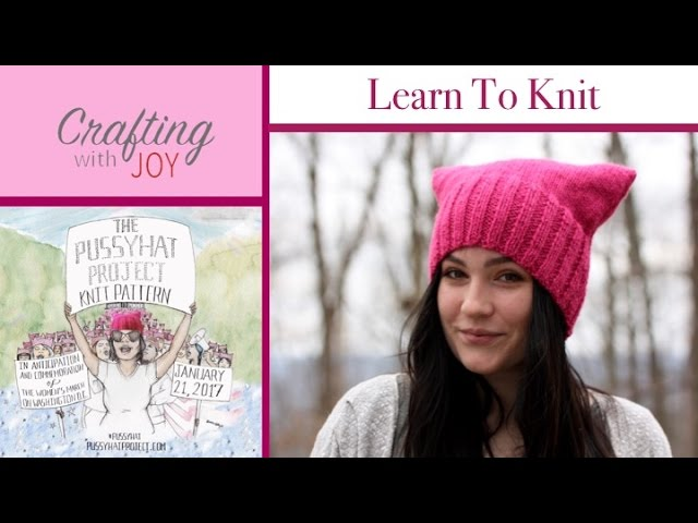 The President Of Planned Parenthood Is Knitting A Pussyhat