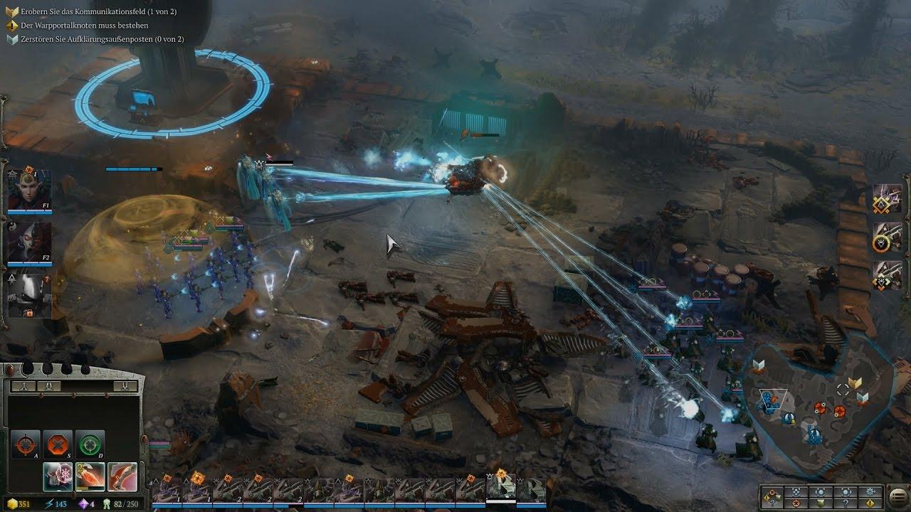 Dawn Of War Iii Kampagne 12 M6 Ein Gefährliches Angebot
