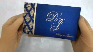 I-202   Indian Wedding Cards   theweddingcardsonline.com