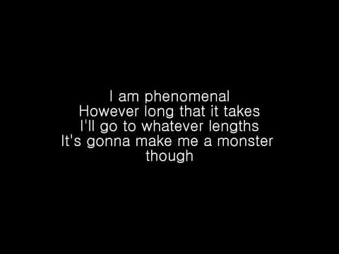 Phenomenal (new song 2015) - Eminem [Lyrics HD]