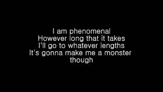 Phenomenal (new song 2015) - Eminem [Lyrics HD]