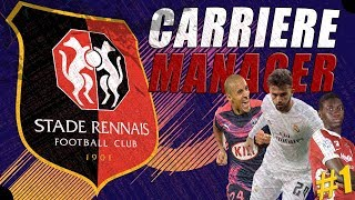 Video FIFA 18   Carrière Manager Std Rennais #1 Les débuts download MP3, 3GP, MP4, WEBM, AVI, FLV November 2017
