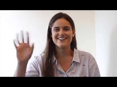 EF Global Intern 2018    Isabel Castrillo from Caracas, Venezuela