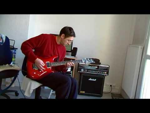 Ibanez JS 100 Joe Satriani
