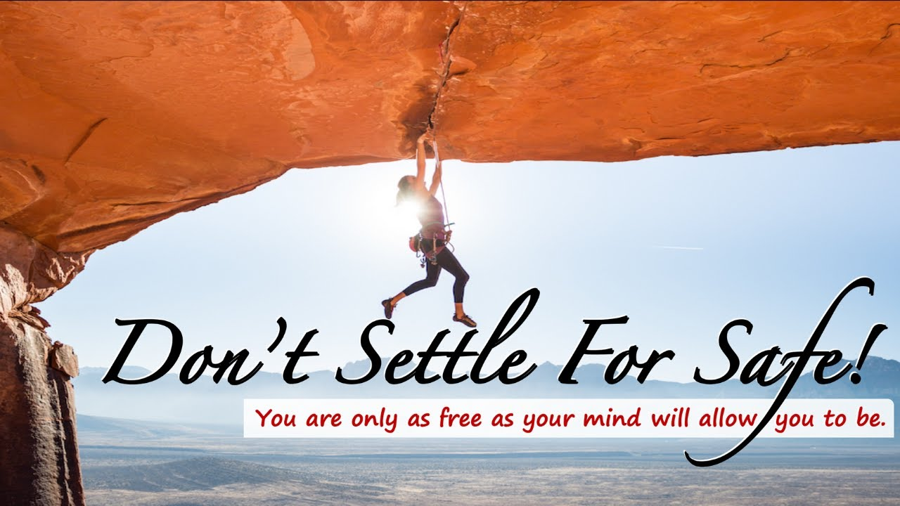 Download Book Review I Don't Settle For Safe by Sarah Jakes- Roberts