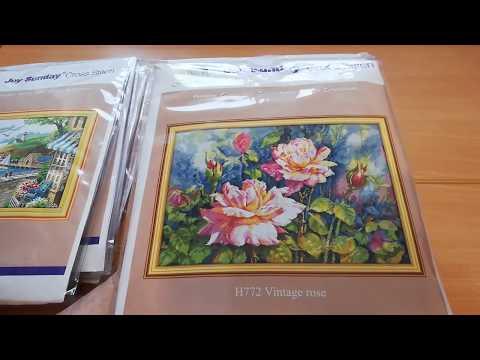 124# Покупки/ Китайские наборы /Вышивка крестиком